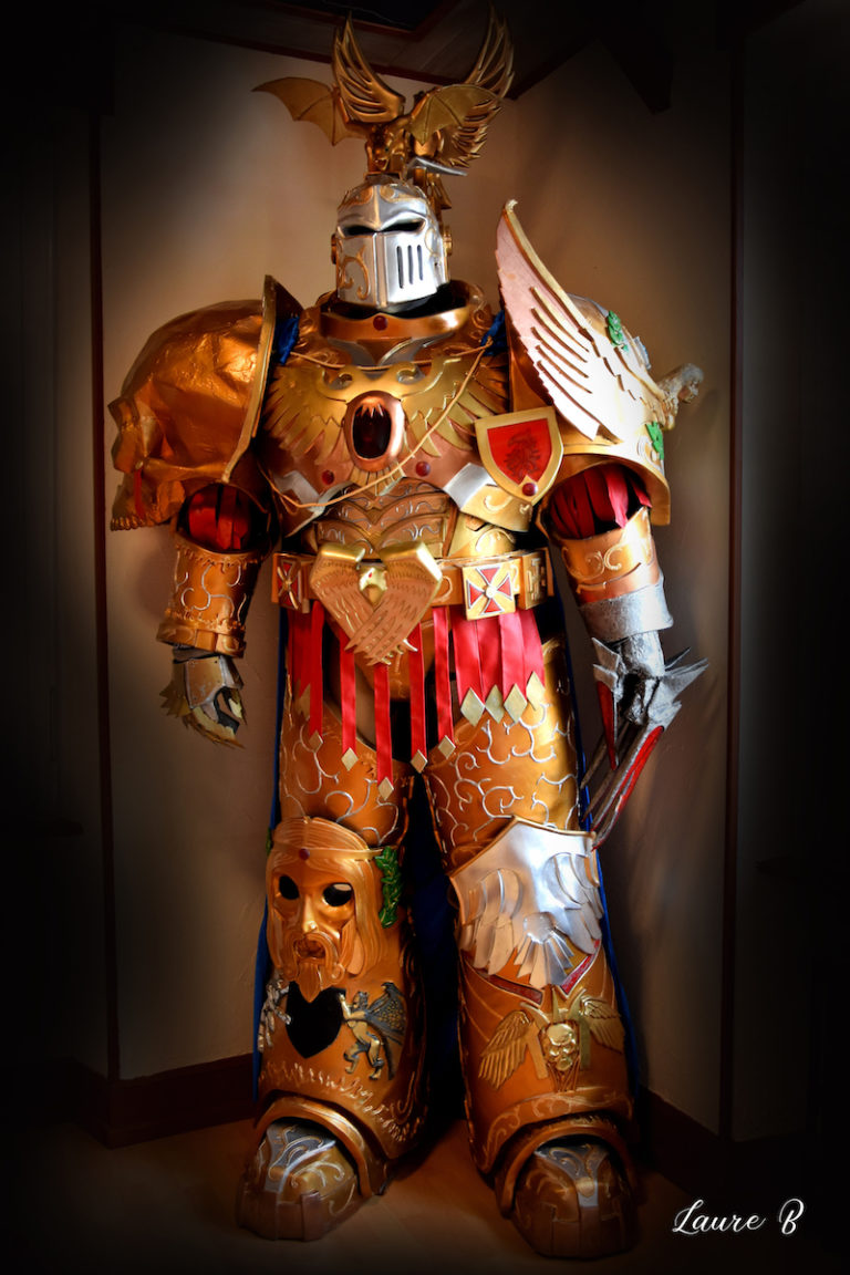 cosplay inspiration Warhammer 40 000