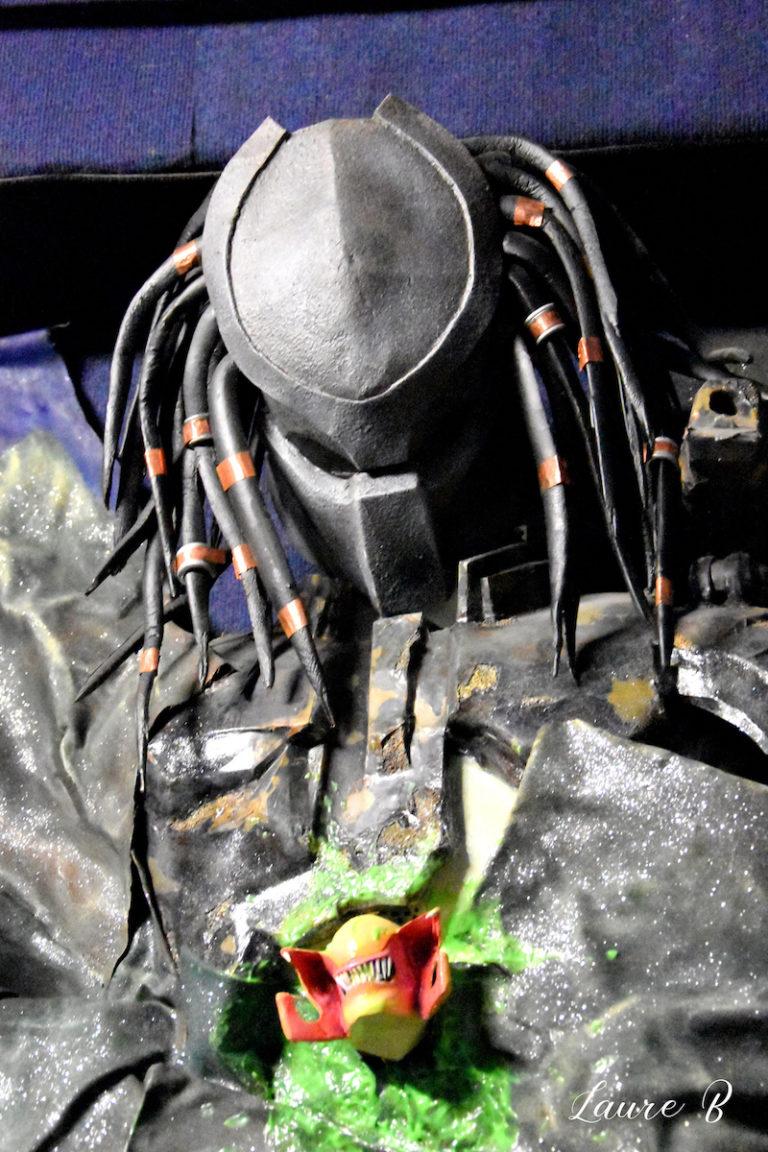 domaine Anubis Alien predator