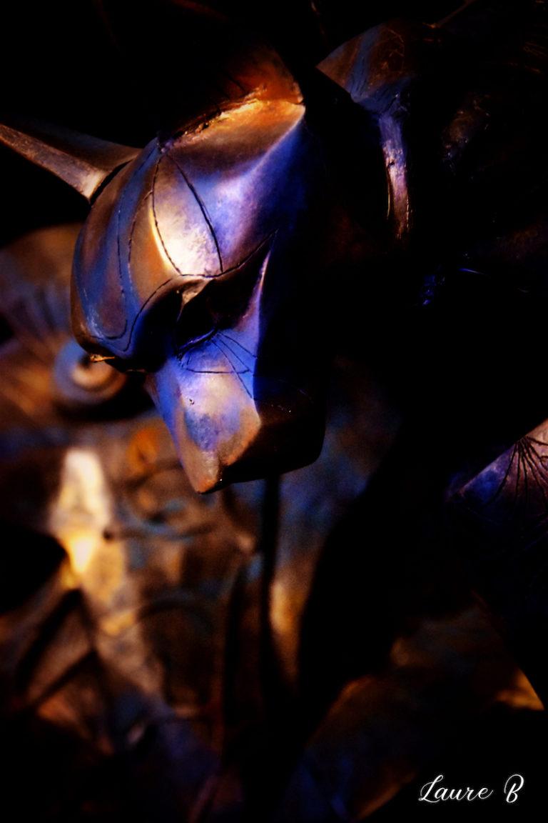 domaine Anubis tête Bastet bronze
