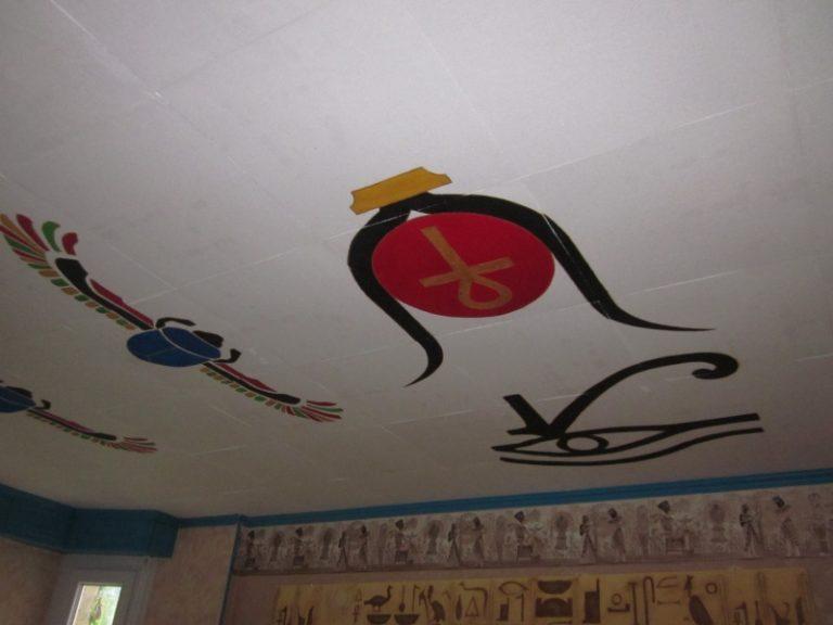 images du plafond