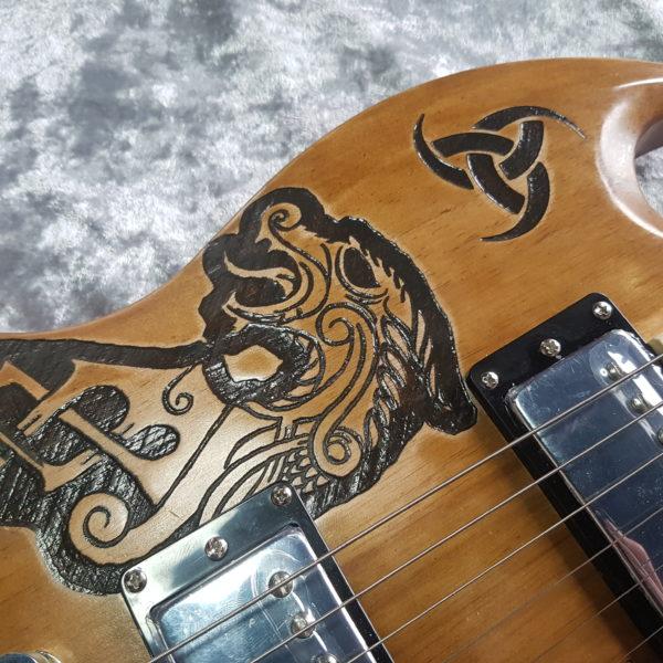 guitare viking